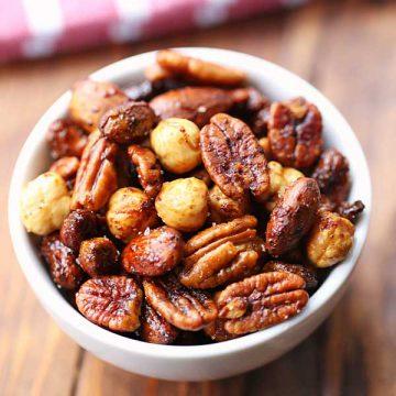 NUTS-ROASTED